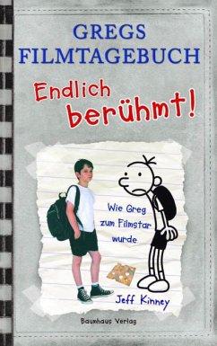 Endlich berühmt! Gregs Filmtagebuch (Sonderedition) - Kinney, Jeff