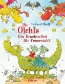 Ein Drachenfest für Feuerstuhl / Die Olchis Bd.4