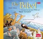 Die Bibel. Geschichten aus dem Alten und Neuen Testament, 4 Audio-CD
