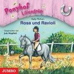 Rosa und Ravioli / Ponyhof Liliengrün Bd.7 (1 Audio-CD)