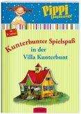 Pippi Langstrumpf, Kunterbunter Spielspaß in der Villa Kunterbunt