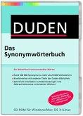 DUDEN: DUDEN: Das Synonymwörterbuch (PC+Mac)