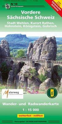 Vordere Sächsische Schweiz Stadt Wehlen, Kurort Rathen, Hohnstein, Königsten, Gohrisch