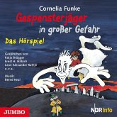 Gespensterjäger in großer Gefahr / Gespensterjäger Bd.4 (1 Audio-CD)