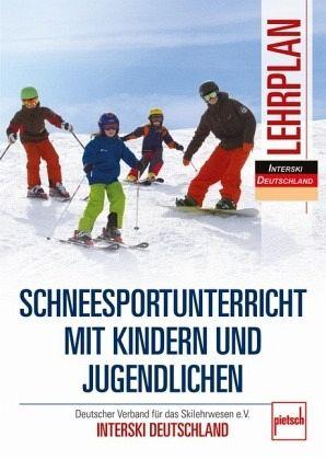 Schneesportunterricht mit Kindern und Jugendlichen