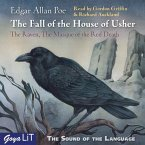The Fall of the House of Usher, 1 Audio-CD