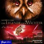 Die Rettung / Die Legende der Wächter Bd.3 (3 Audio-CDs)