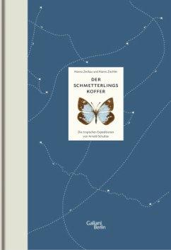 Der Schmetterlingskoffer - Zeckau, Hanna; Zischler, Hanns