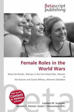 Female Roles in the World Wars