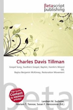 Charles Davis Tillman
