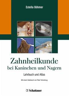 Zahnheilkunde bei Kaninchen und Nagern - Böhmer, Estella