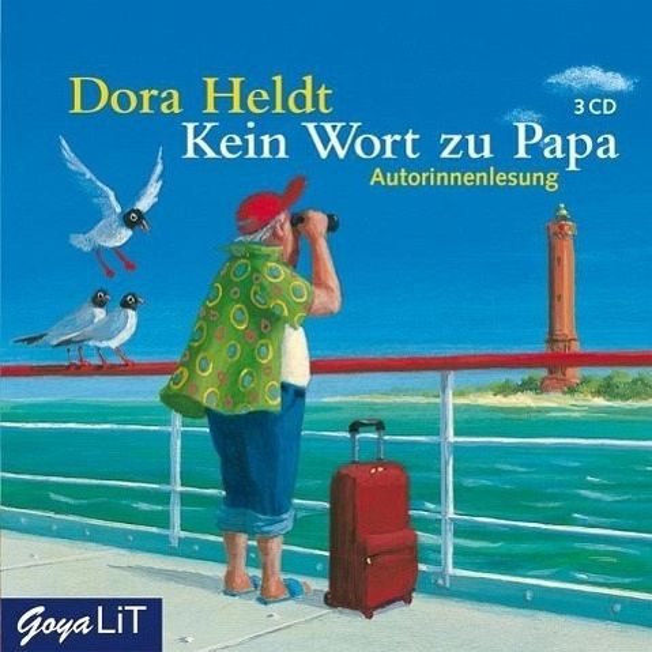 Kein Wort zu Papa, 3 Audio-CDs - Heldt, Dora