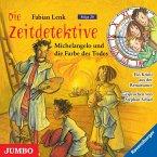 Michelangelo und die Farbe des Todes / Die Zeitdetektive Bd.20 (1 Audio-CD)