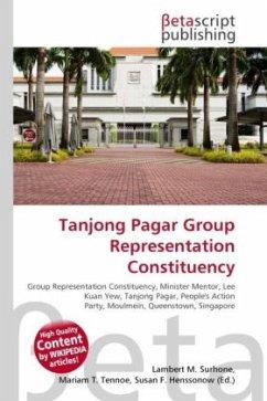 Tanjong Pagar Group Representation Constituency