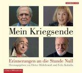 Mein Kriegsende, 2 Audio-CDs