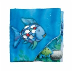 Mein Regenbogenfisch-Stoffbuch, Stoffbilderbuch - Pfister, Marcus