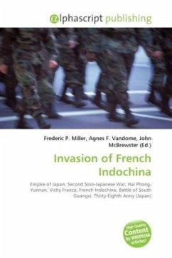 Invasion of French Indochina