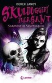 Sabotage im Sanktuarium / Skulduggery Pleasant Bd.4
