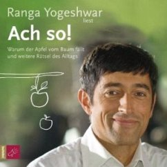 Ach so!, 1 Audio-CD - Yogeshwar, Ranga