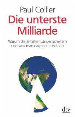 Die unterste Milliarde - Collier, Paul