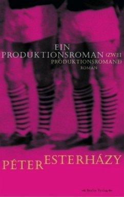 Ein Produktionsroman (Zwei Produktionsromane) - Esterházy, Péter