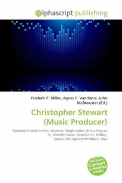 Christopher Stewart (Music Producer)