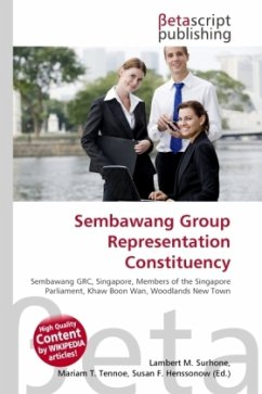 Sembawang Group Representation Constituency