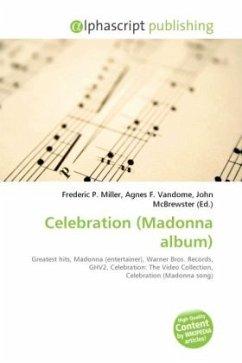 Celebration (Madonna album)