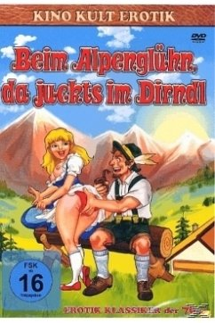 Beim Alpenglühn, da juckt`s im Dirndl