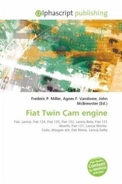 Fiat Twin Cam engine