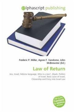 Law of Return