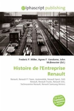 Histoire de l'Entreprise Renault