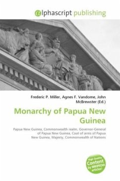 Monarchy of Papua New Guinea