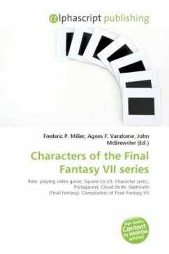 Characters of the Final Fantasy VII series