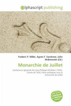 Monarchie de Juillet