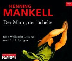 Der Mann, der lächelte / Kurt Wallander Bd.5, 6 Audio-CDs - Mankell, Henning