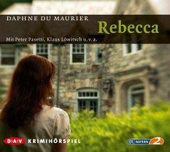 Rebecca, 2 Audio-CDs - Du Maurier, Daphne
