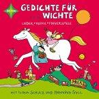 Gedichte für kleine Wichte, 1 Audio-CD