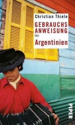 Gebrauchsanweisung für Argentinien - Thiele, Christian