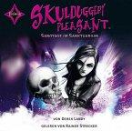 Sabotage im Sanktuarium / Skulduggery Pleasant Bd.4 (6 Audio-CDs)