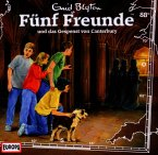 Fünf Freunde und das Gespenst von Canterbury / Fünf Freunde Bd.88 (1 Audio-CD)