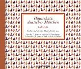 Hausschatz deutscher Märchen, 4 Audio-CDs