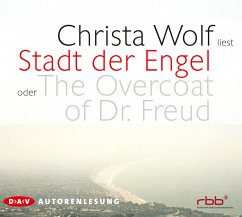 Stadt der Engel oder The Overcoat of Dr. Freud, 9 Audio-CDs - Wolf, Christa