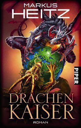 Buch-Reihe Drachen Trilogie von Markus Heitz