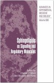 Sphingolipids as Signaling and Regulatory Molecules