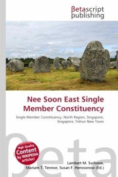 Nee Soon East Single Member Constituency