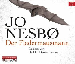 Der Fledermausmann / Harry Hole Bd.1 (5 Audio-CDs) - Nesbø, Jo