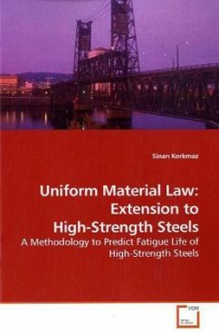 Uniform Material Law: Extension to High-Strength Steels