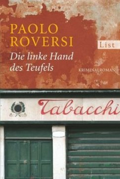 Die linke Hand des Teufels - Roversi, Paolo