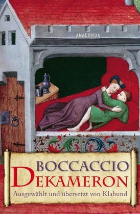 Dekameron - Boccaccio, Giovanni